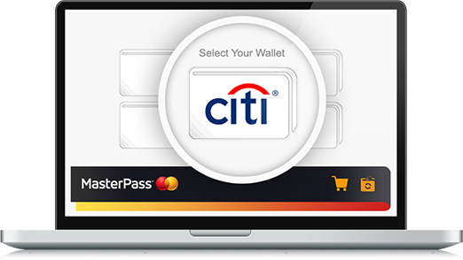 Citi MasterPass for Faster Online Shopping