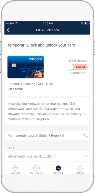 Citibank Online Sign In >> Citi Mobile Online Banking Digital Services Citibank