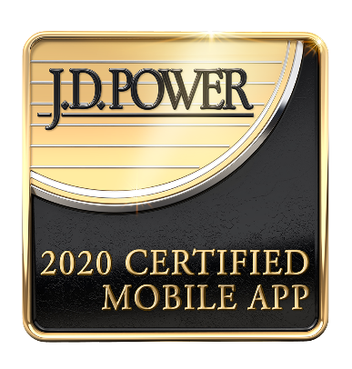 J.D. Power 2020 Mobile App Certification Program